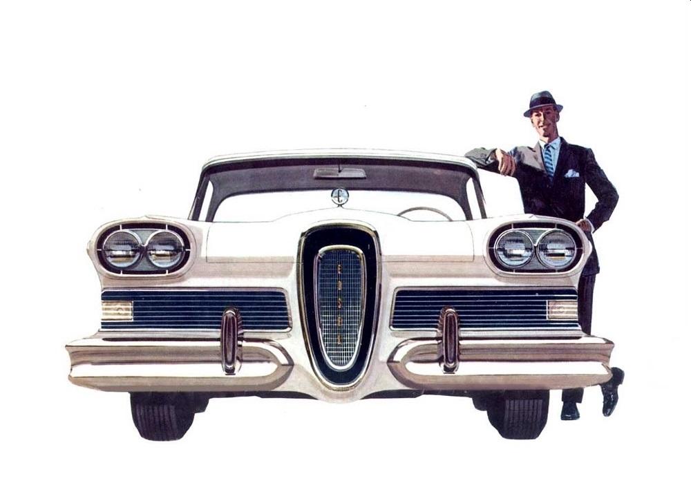 Edsel, a soma de todos os erros.
