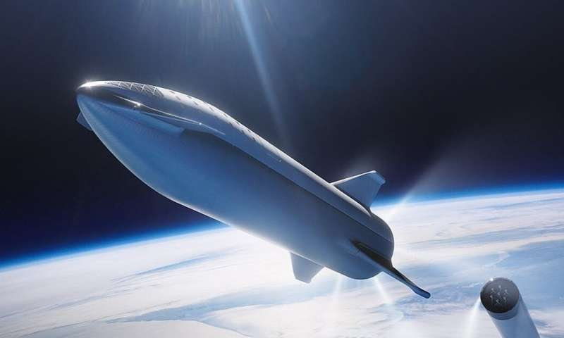 A privatização do espaço.